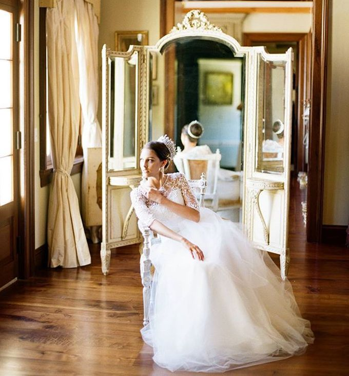Regal Bridal Crowns and Tiaras and Headpieces by Eden Luxe Bridal - 007