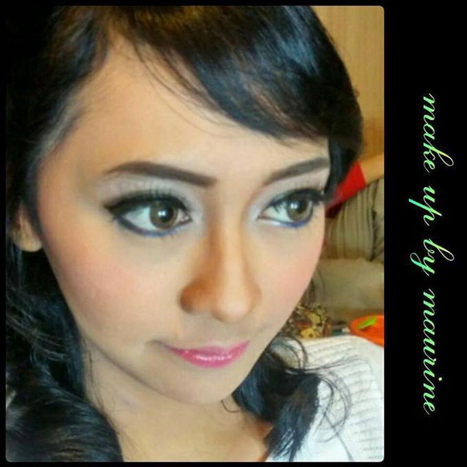 Make Up and Hair Do by Maurine Stephanie MUA - 029