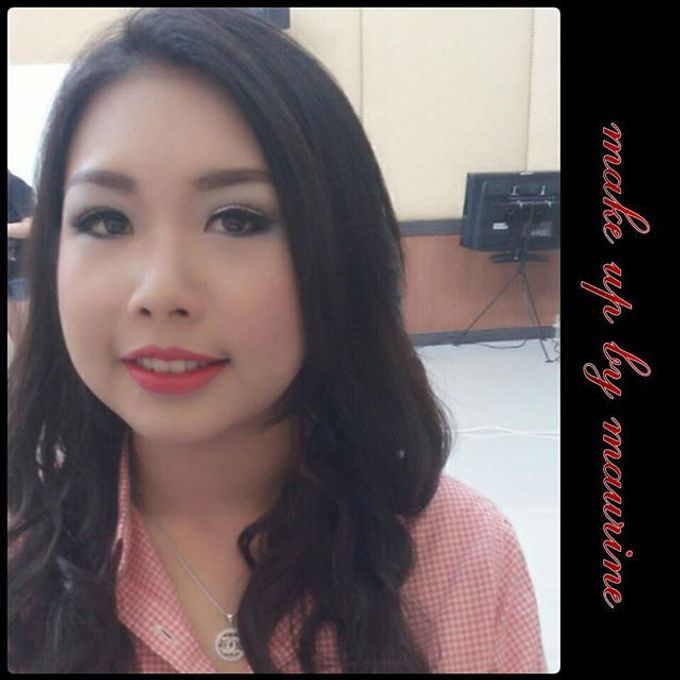 Make Up and Hair Do by Maurine Stephanie MUA - 032