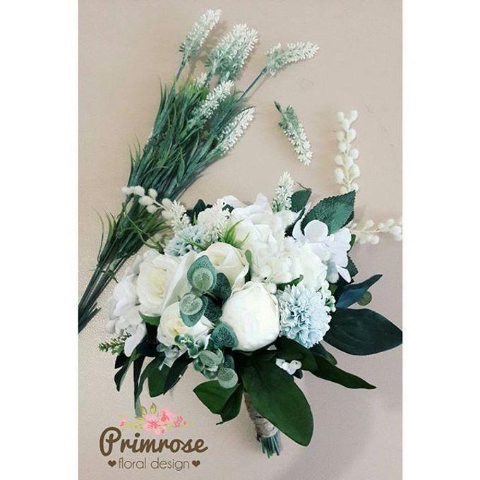 Wedding Bouquet - Handbouquet by Primrose Floral Design - 012