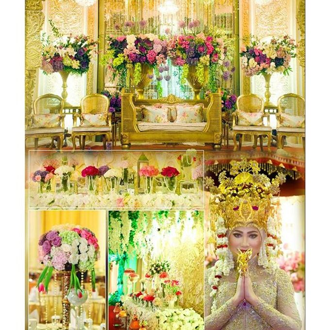 Tema Palembang by Watie Iskandar Wedding Decoration & Organizer - 001