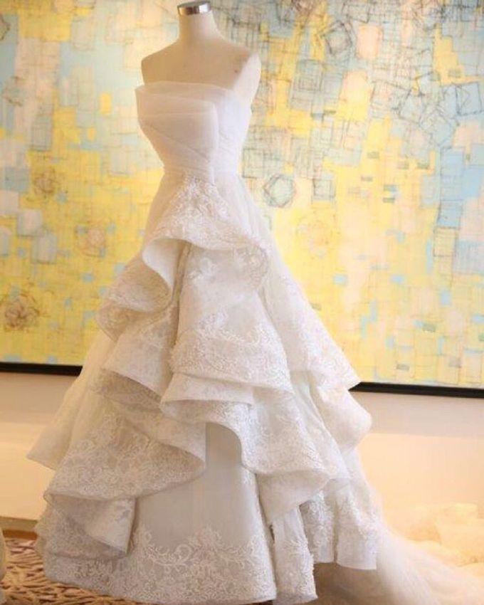 NEW ARRIVALS - WEDDING DRESS by LAMIIK BRIDAL - 032