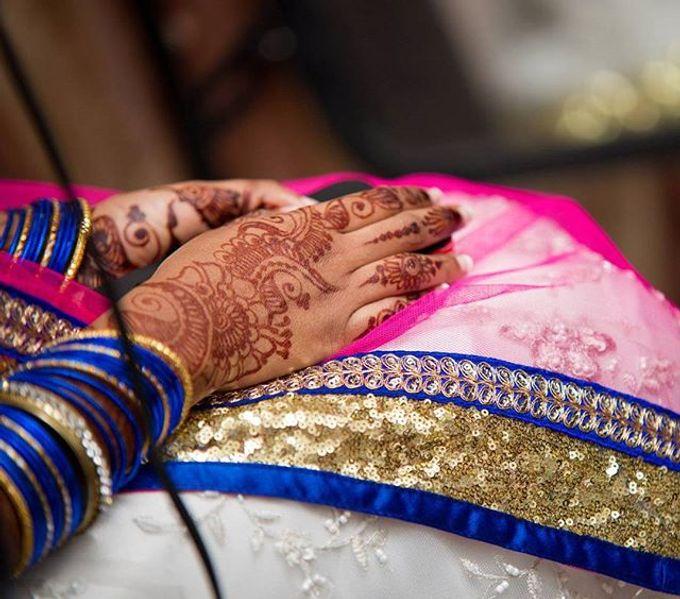 Bridal Henna - Arabic by Nakreze Mehndi - 015