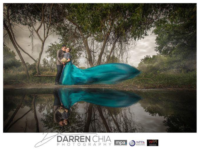 Pre wedding shoots by Darren Chia Photography - 001