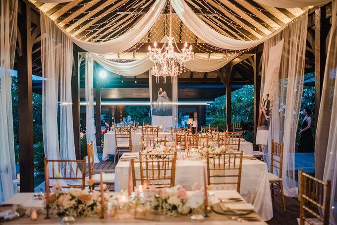 Wedding Anastasia & Arif by Bali Izatta Wedding Planner & Wedding Florist Decorator - 013
