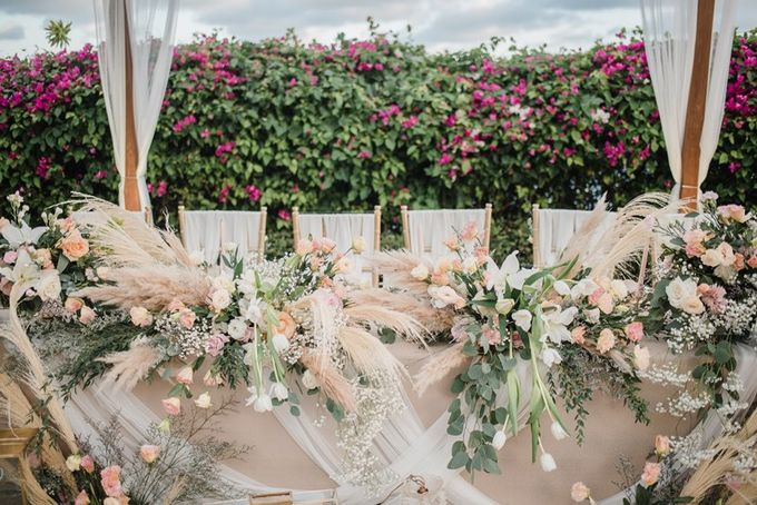 Wedding Asheeq & Vira by Bali Izatta Wedding Planner & Wedding Florist Decorator - 003