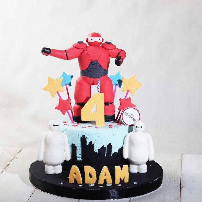 Birthday Cake Part 2 by Libra Cake - 020