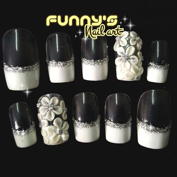 Sept- Oct by Funny's Nail art - 006