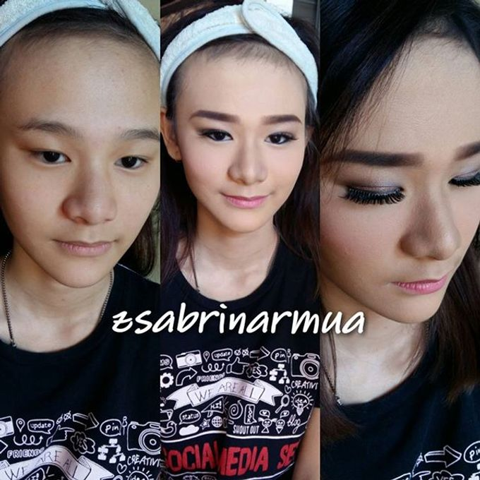 Before after by zsabrinar Makeupartis - 017