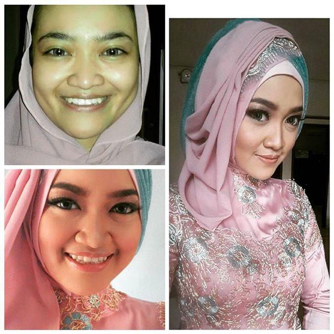 Make up and Hijab Stylist by OCIE Mua - 022