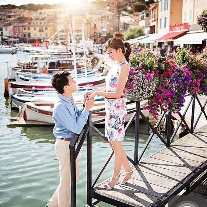 Prewedding Photoshoot by Fedya Make Up Artist - 018