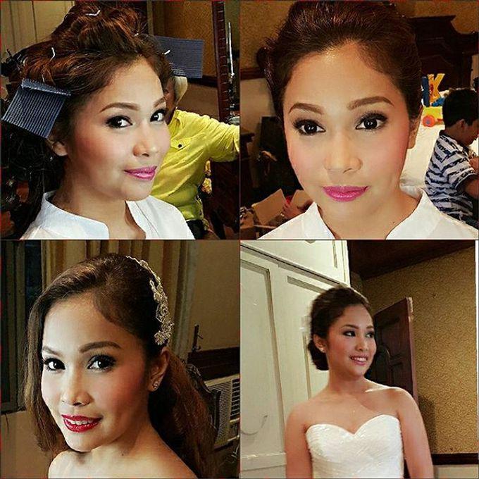 Bridal Make Up by Orlan lopez - 004