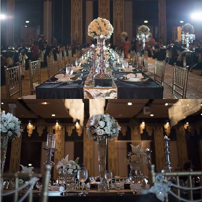 Gatsby Theme Wedding - Ivan and Irene by Magnifica Organizer - 013