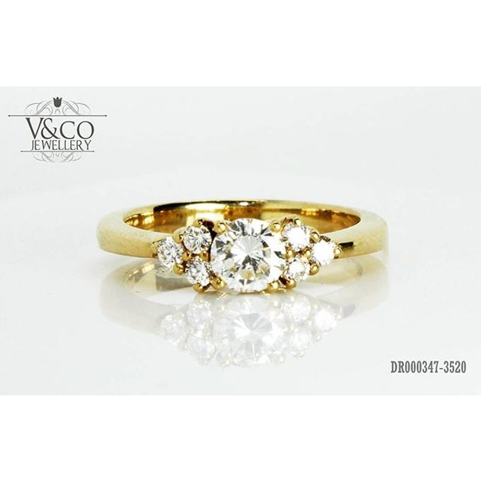 Solitare Collection by V&Co Jewellery - 010