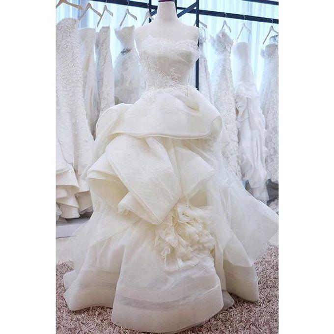 NEW ARRIVALS - WEDDING DRESS by LAMIIK BRIDAL - 029