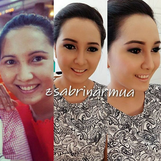 Before after by zsabrinar Makeupartis - 018