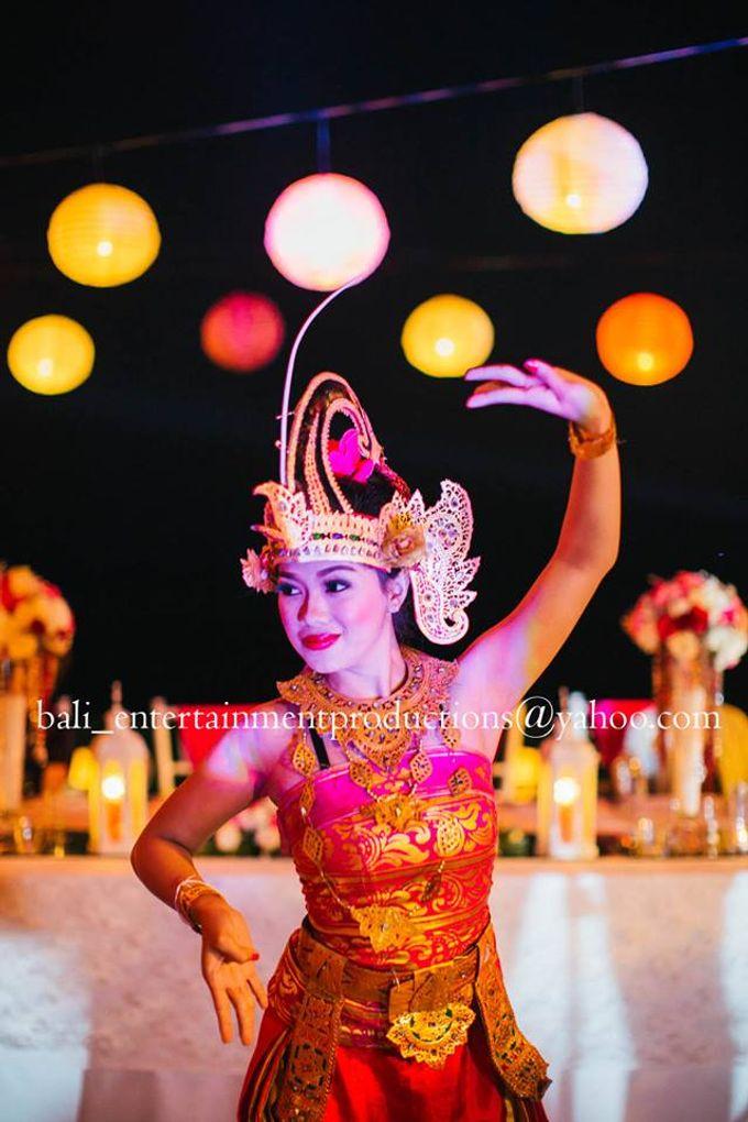 Balinese Dances by Bali Wedding Entertainment - 008