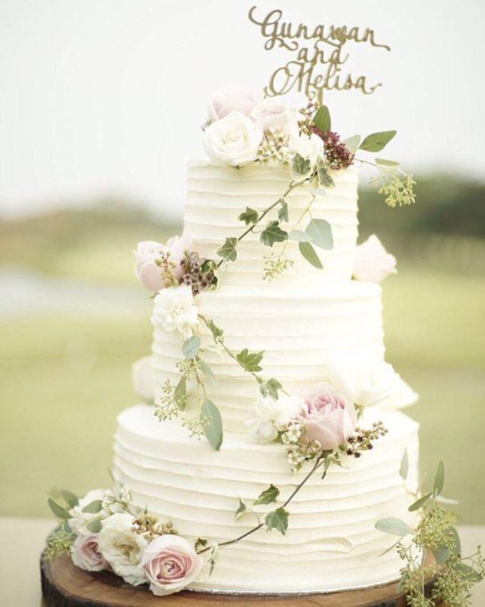 Gunawan & Melisa Wedding by K.pastries - 002