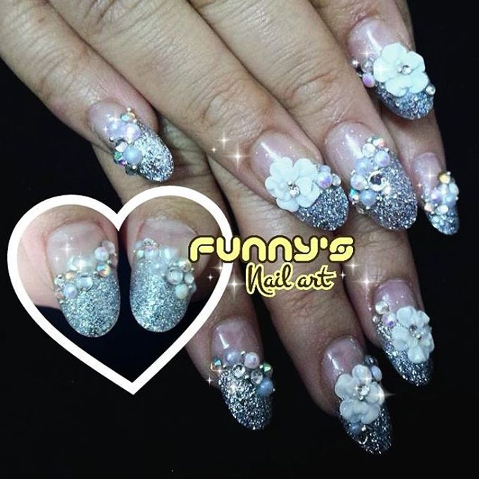 Sept- Oct by Funny's Nail art - 002