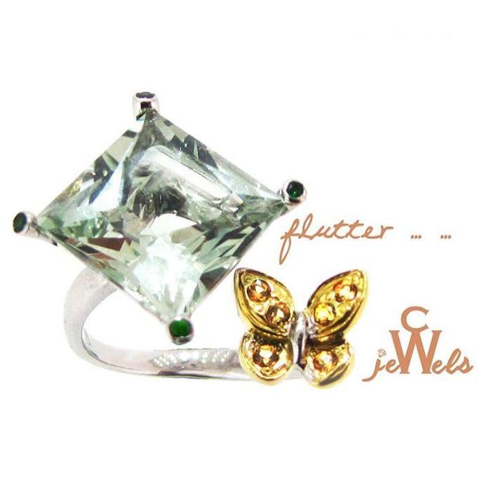 Custom made  by CW Jewels - 031