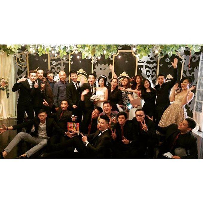 Classic + Rustic Wedding of Kalvin & Syella by Jennifer Natasha - Jepher - 002
