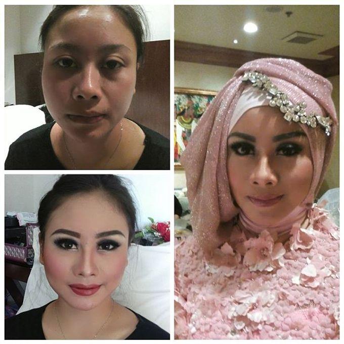 Make up and Hijab Stylist by OCIE Mua - 020