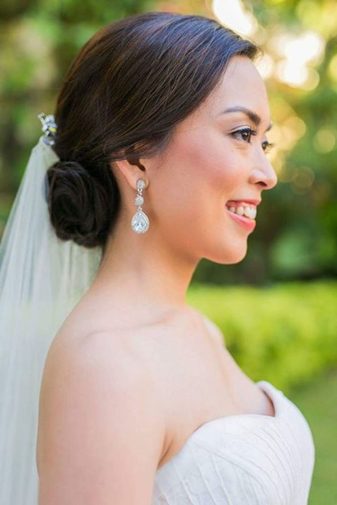 Rouella Real wedding  by Make Up by Ella - Boracay Based Make up Artist - 009