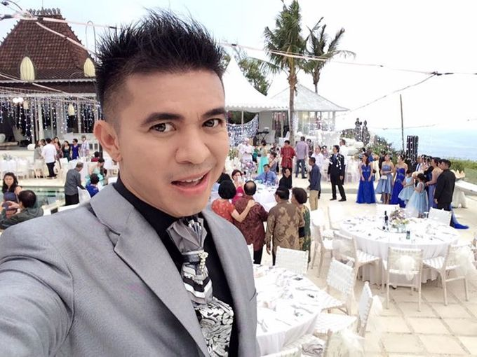 MC Nathania and Monty Wedding by MC Rendy Rustam - 004