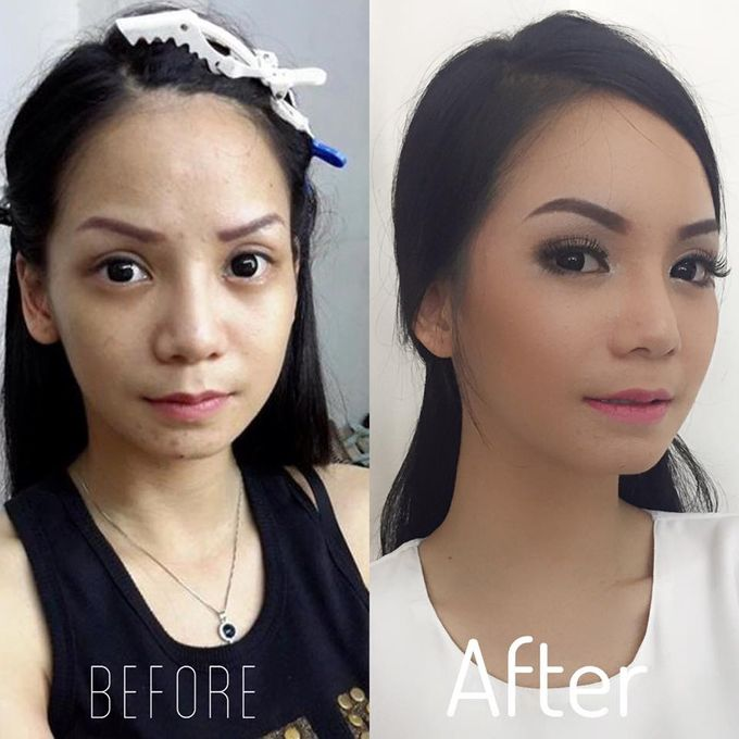 BEFORE AND AFTER by Dendy Oktariady Make Up Artist - 003