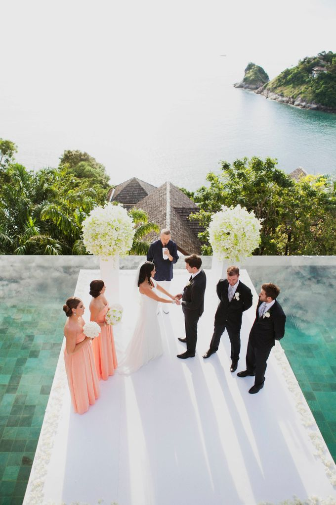 Stunning Villa Wedding Phuket by Luxury Events Phuket - 014