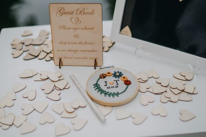Jessica & Antonio Wedding by Bali Brides Wedding Planner - 021