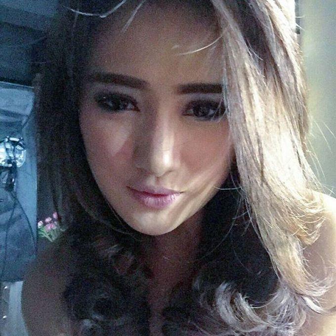 hair & makeup by zsabrinar Makeupartis - 011