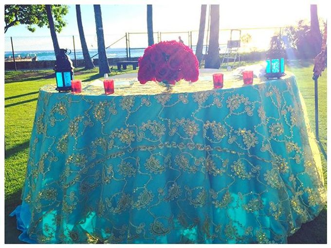 Specialty Table Designs by Bella Amour Events Hawaii - 004
