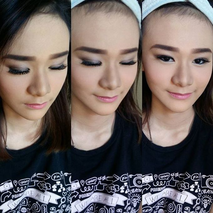 hair & makeup by zsabrinar Makeupartis - 007
