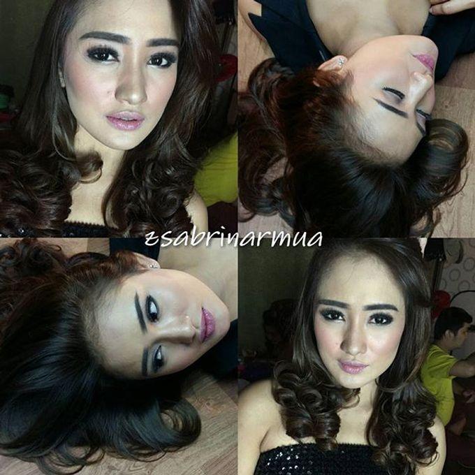 hair & makeup by zsabrinar Makeupartis - 013
