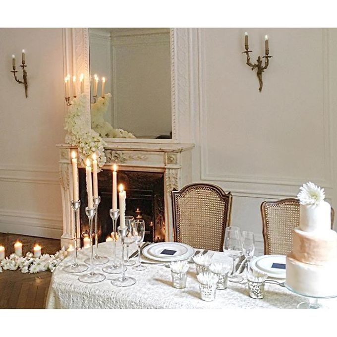 An overview of our weddings and events. by Luxe Paris Events - 027