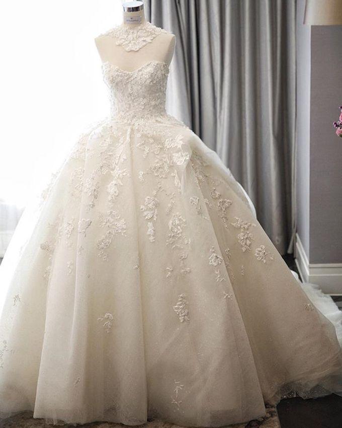 NEW ARRIVALS - WEDDING DRESS by LAMIIK BRIDAL - 031