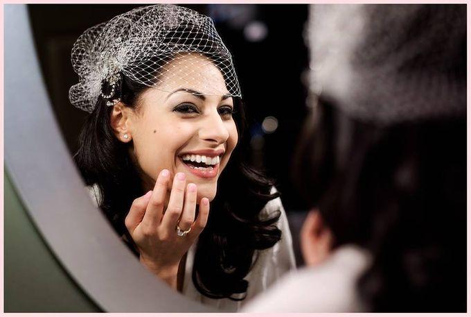 Diana and Corey Wedding by Lari Manz Hair & Makeup - 001