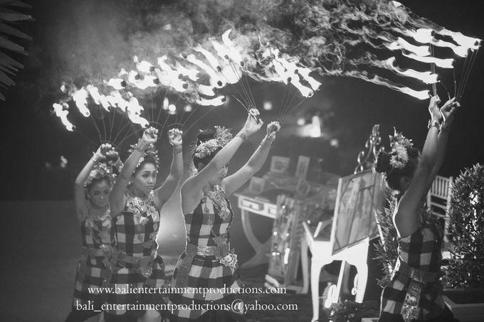 FIRE DANCE by Bali Wedding Entertainment - 007
