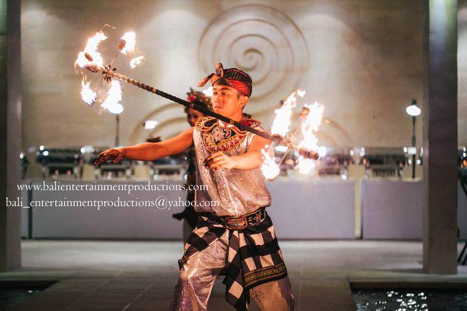 FIRE DANCE by Bali Wedding Entertainment - 008
