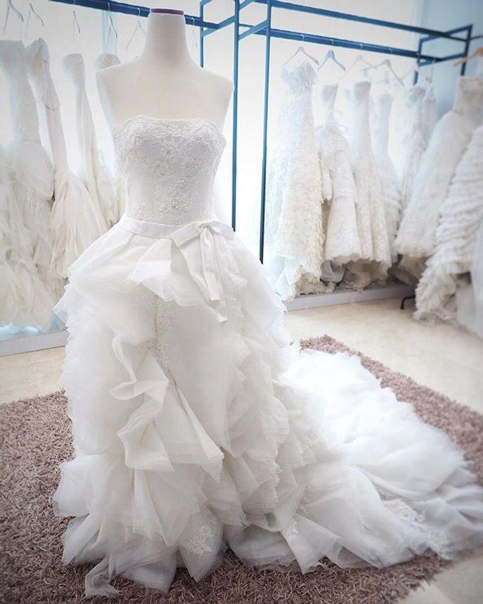 NEW ARRIVALS - WEDDING DRESS by LAMIIK BRIDAL - 036