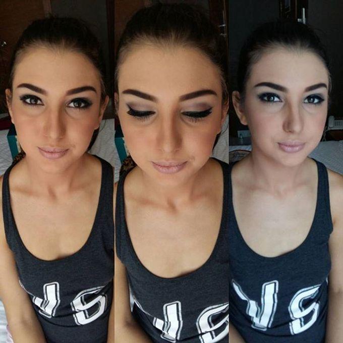 hair & makeup by zsabrinar Makeupartis - 005