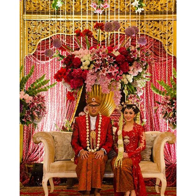 Javannese Wedding Asti & Ari by Mamie Hardo - 001