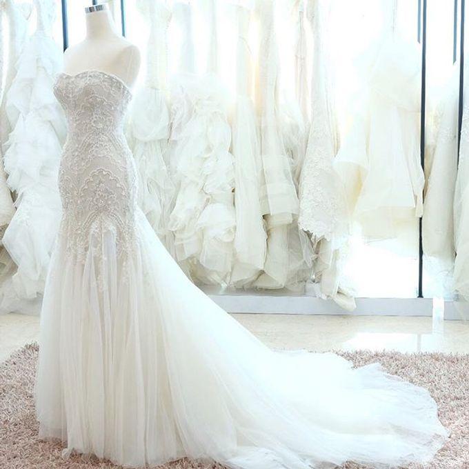 NEW ARRIVALS - WEDDING DRESS by LAMIIK BRIDAL - 027