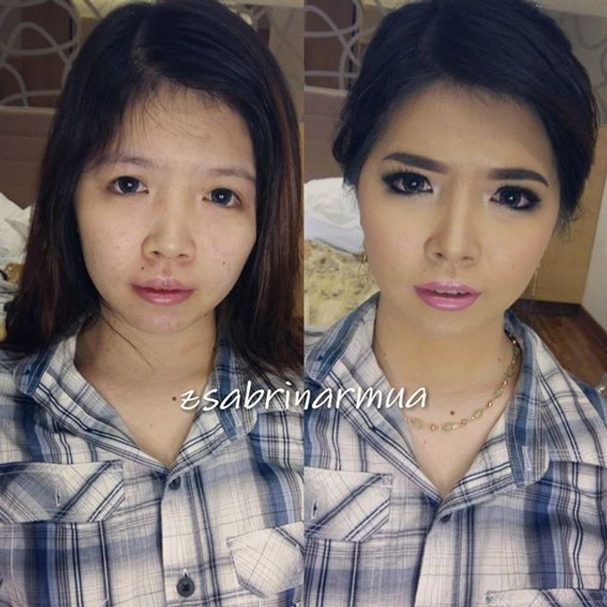 Before after by zsabrinar Makeupartis - 011