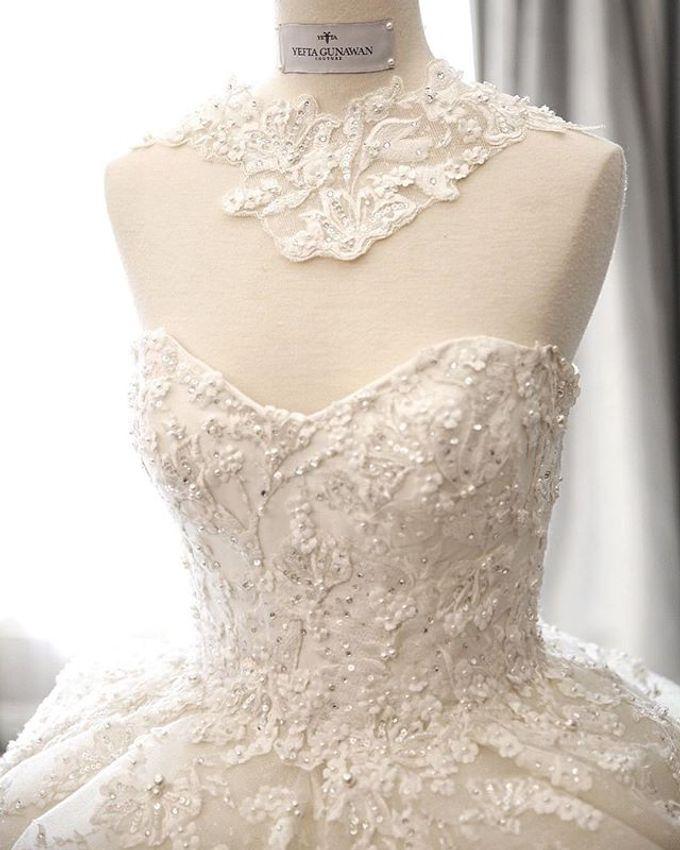 NEW ARRIVALS - WEDDING DRESS by LAMIIK BRIDAL - 030