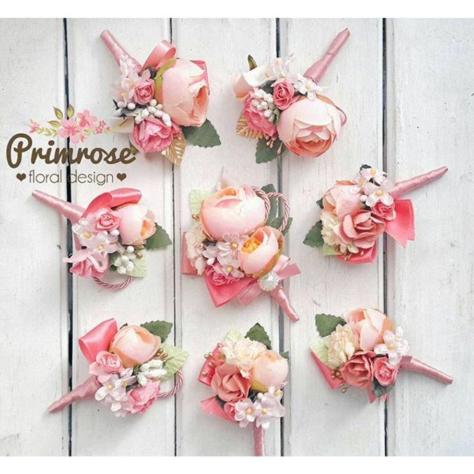 Boutonniere & Corsage by Primrose Floral Design - 018