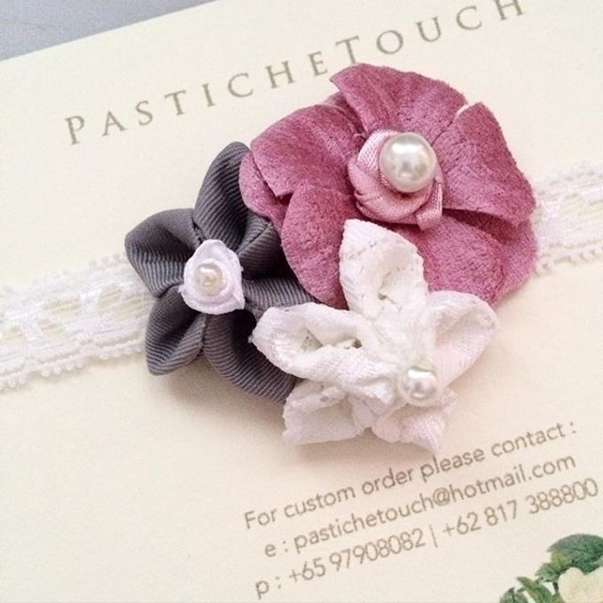 Bridesmaid Accessories by Pastiche Touch - 004