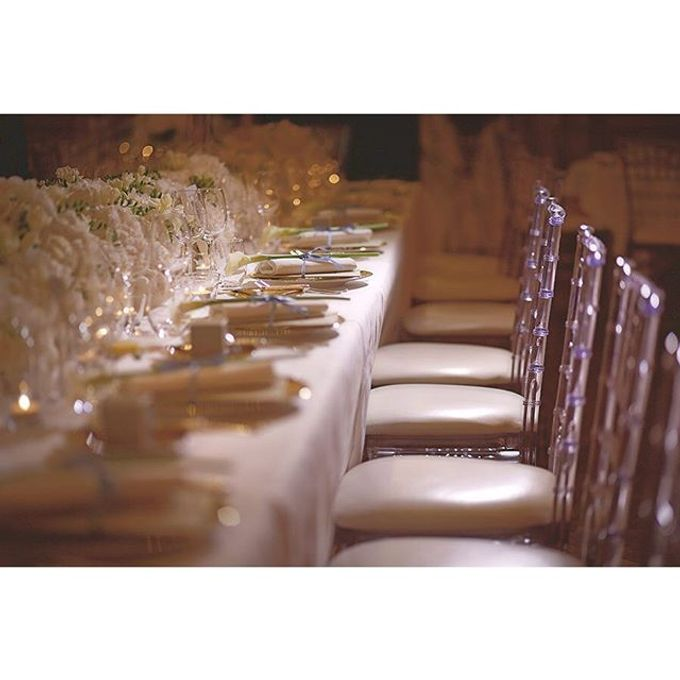 An overview of our weddings and events. by Luxe Paris Events - 025