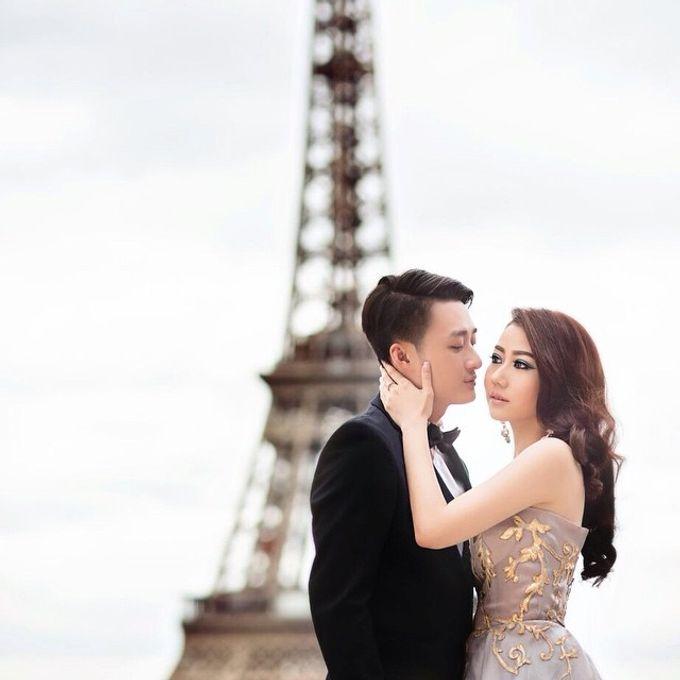Prewedding Photoshoot by Fedya Make Up Artist - 016